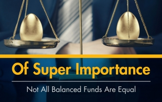 Industry Super, Balanced Portfolio, Superannuation, Risk