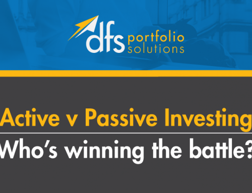 Active v Passive Investing.Who's winning the battle?